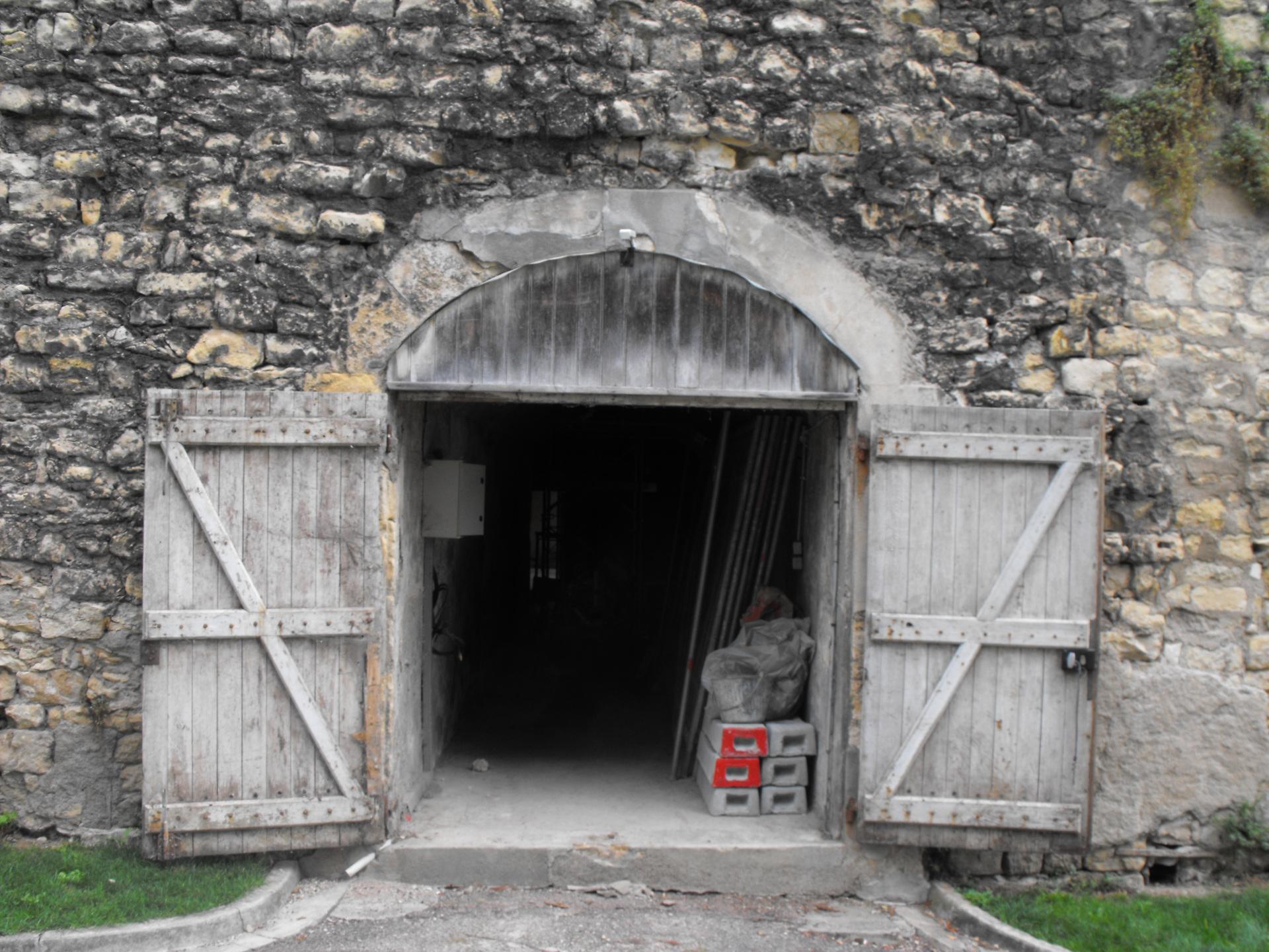Medieval Buildings in France