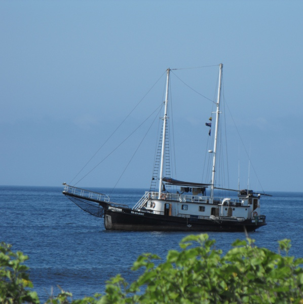 Galapagos Boat Cruise