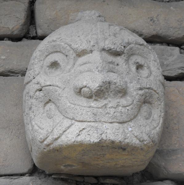 Chavin Peru