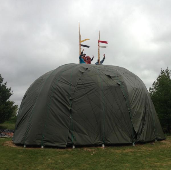 Ojibwe Wabino