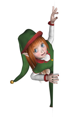 Jingles brings Elfin fantastic gifts...