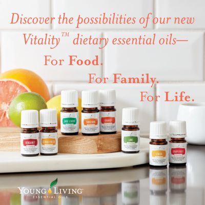 new vitality oils
