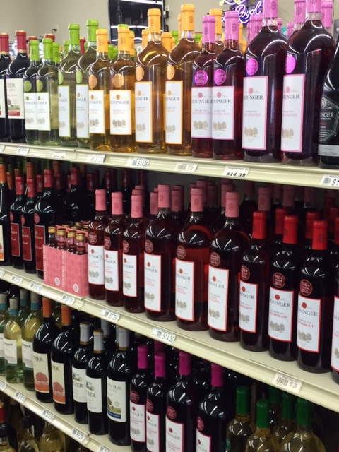 American & Arkansas Wines