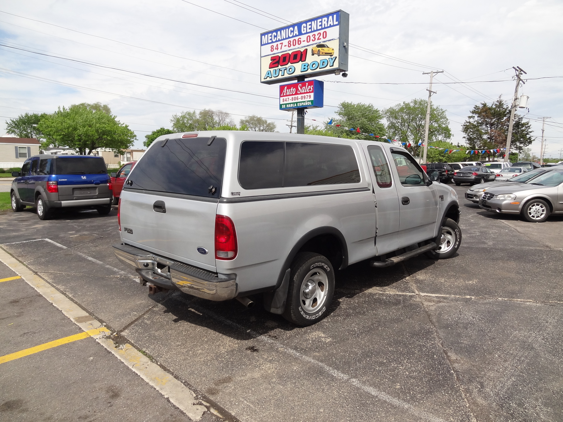 Ford F 150 1 2000