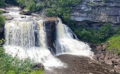 Black Water Falls