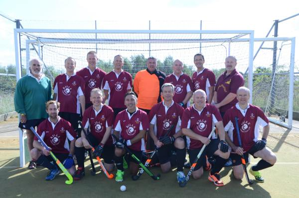 Veterans 1st Match of the 2017/18 Season