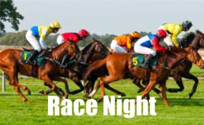 Race Night Success