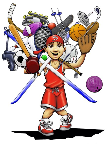 All sports - All ages - All genders