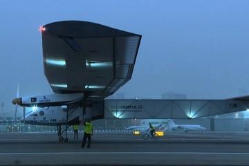 Le Solar Impulse II: l'aventure continue