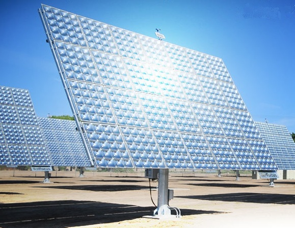 Le Solaire Photovoltaïque Cencentré