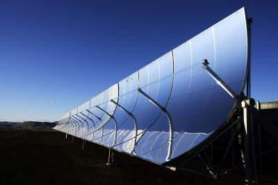 Le solaire thermodynamique CSP