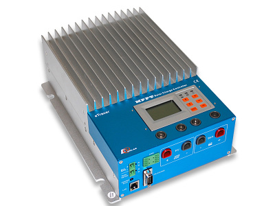 Increase Solar Charging With An MPPT Power Tracking Charge Controller