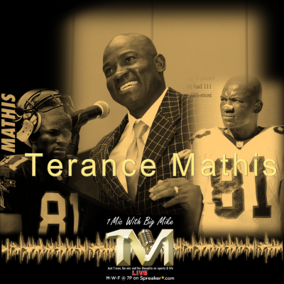 Terance Mathis Interview
