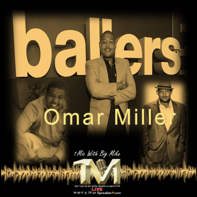 Omar Miller Interview