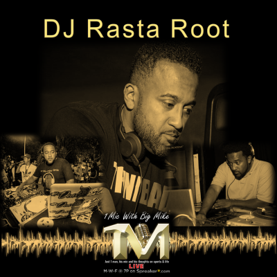 Manager for A Tribe Called Quest DJ Rasta Root