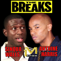 Sinqua Walls and Antoine Harris from VH1's The Breaks