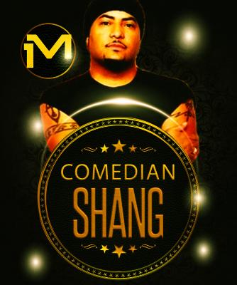 Comedian/Actor/Activist Shang