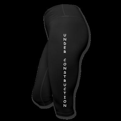 Women's Nylon Compression Fitness Pants