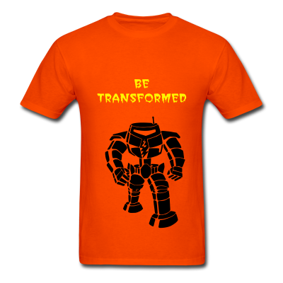 Team Collection UC Men's Be Transformed T-Shirt