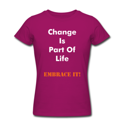 UC Fitness Apparel Women's Slim Fit T-Shirt by American Apparel