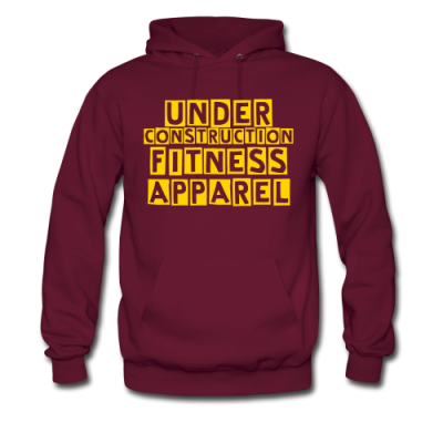 Classic Hoodie - Under Construction Fitness Apparel