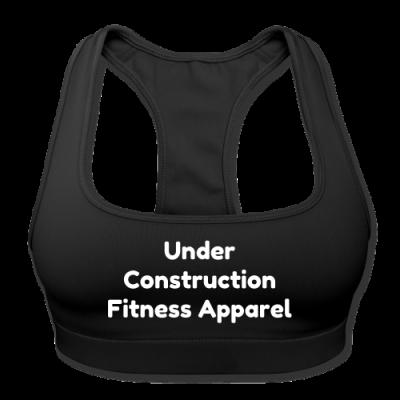 UC Women's Sports Training Bra By American Apparel (Black)