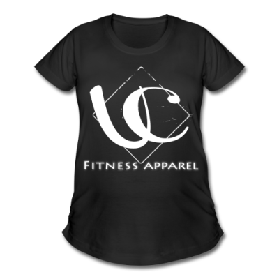 Under Construction Fitness Apparel's Women's Maternity T- Shirt