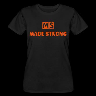 Women's MS support T-Shirt