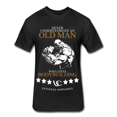 Old Men Workout too