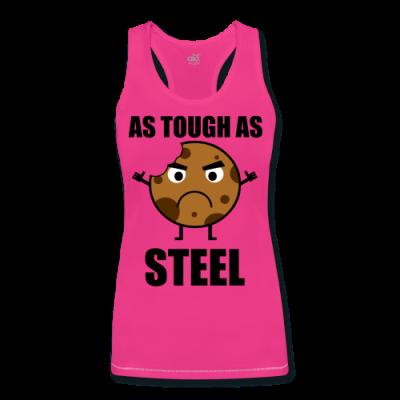 As Tough As Steel