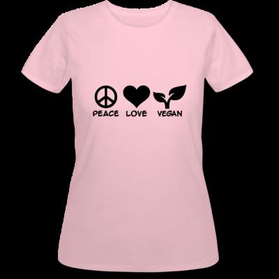Peace, Love and Vegan