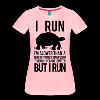 I run .......But I Run