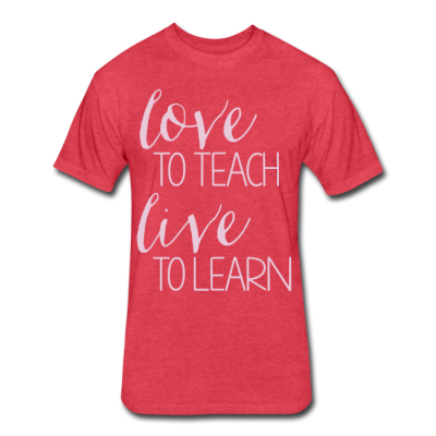 Love to Teach Love To Learn