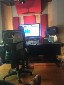 Mixing Day at Beaird Studios Nashville