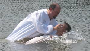 Immersion Baptism $200