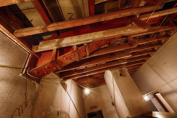 Stairwell 4