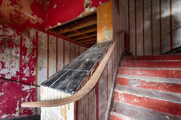 Stairwell 8