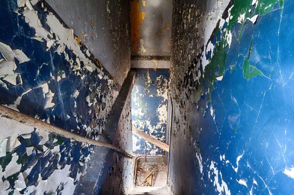 Stairwell 9