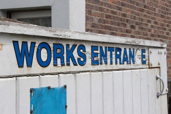 Works Entrance