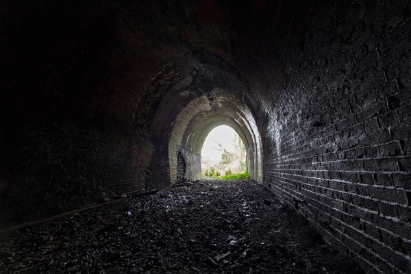Grove Tunnel 14