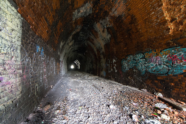 Grove Tunnel 3