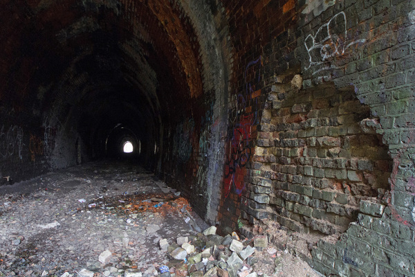 Grove Tunnel 4