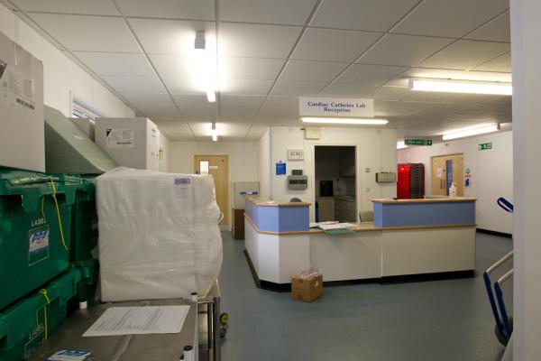 Cardiac Catheter Lab 22