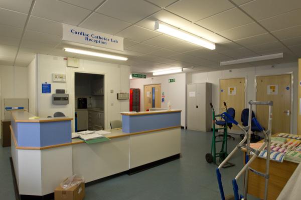 Cardiac Catheter Lab 23