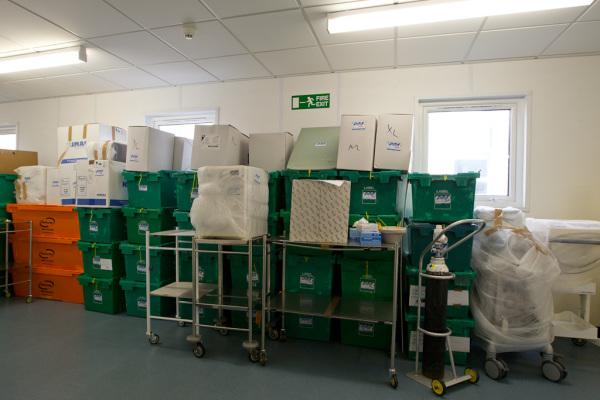 Cardiac Catheter Lab 24