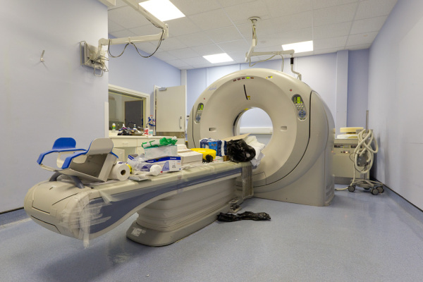 CT Scanner 7