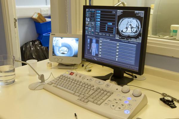 CT Scanner 8