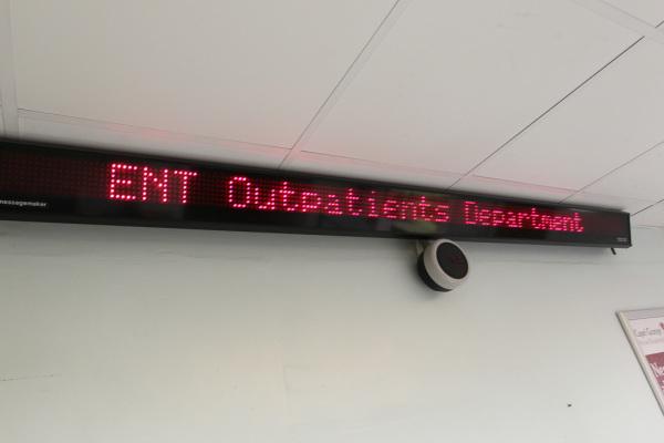 ENT Outpatients 1