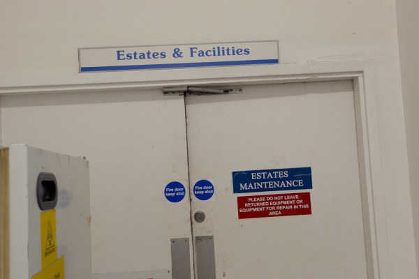 Estates & Facilities 1