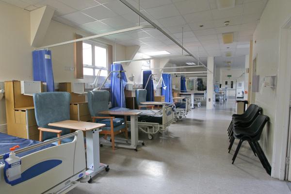 Ward 3 - Geriatrics - 1